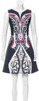 Peter Pilotto Sleeveless Printed Dress