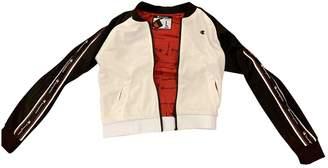 Champion Black Polyester Jackets