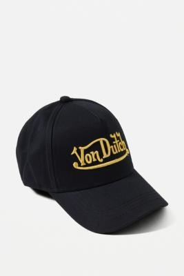 Von Dutch Logo Trucker Cap - Assorted ALL at Urban Outfitters