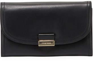 Cole Haan Lock Leather Crossbody Bag