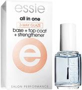 Essie all in one 3 way glaze 0.46 fl oz