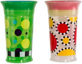 Sassy 2-Pack 9 oz. Grow Up CupTM in Multi Dot
