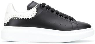 Alexander McQueen Black Men's Sneakers