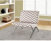 Monarch Dark Taupe Fabric Side Chair