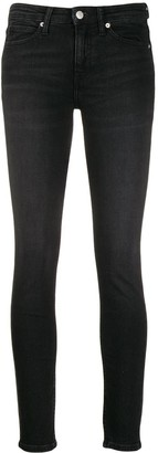 Calvin Klein Jeans Mid-Rise Skinny Jeans