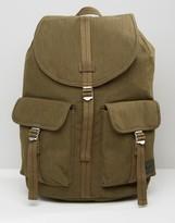 Herschel Dawson Backpack In Military Inspired Army Surplus 20L