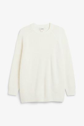Monki Thick knit sweater