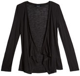 Ally B Girls 7-16 Open Front Cardigan