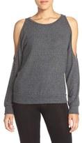 Michael Lauren Women's 'Skip' Cold Shoulder Pullover