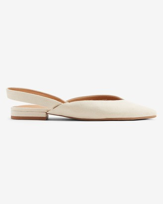 Express Slingback Ballet Flat