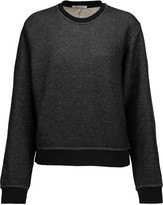 Alexander Wang French cotton-blend terry sweatshirt