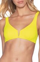 Maaji Victory Rib Reversible Bikini Top