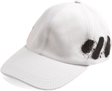 Off-White Spray-print cap