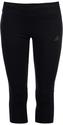 adidas Response three quarter Leggings
