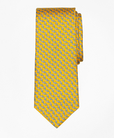 Brooks Brothers Bit Link Print Tie