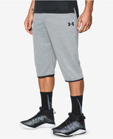 Under Armour Men's Baseline French Terry Cropped Sweat Pants