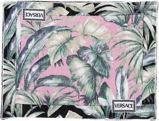 Versace Jungle Cotton Bath Mat