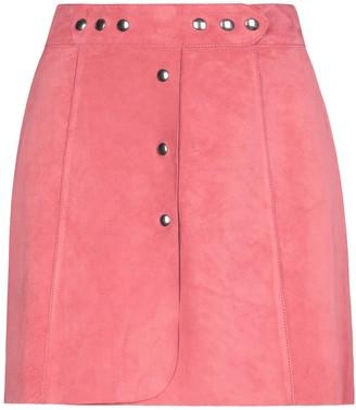 Prada Mini skirts