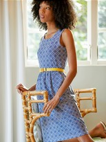 J.Mclaughlin Elaine Dress in Diamond Quilt