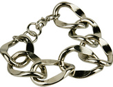 Forever 21 Polished Links Bracelet
