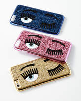 Chiara Ferragni Winking Eye Glitter iPhone® 7 Case