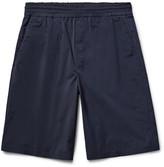 Neil Barrett Stretch-Shell Shorts
