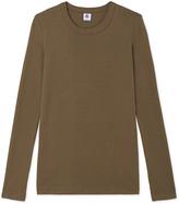 Petit Bateau Iconic womens long-sleeved T-shirt