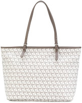 Lancaster printed tote - women - Leather - One Size