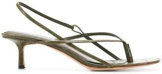 Studio Amelia 60mm 2.6 Flip Flop sandals