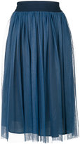 Roberto Collina pleated skirt