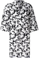 Stella McCartney horse-print tunic
