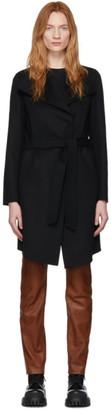 Mackage Black Wool Laila Coat