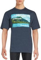 Tommy Bahama Printed Graphic Tee