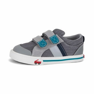 See Kai Run Boys Russell Casual Sneaker for Toddlers and Kids