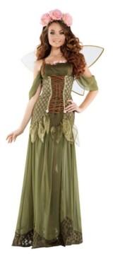 BuySeasons Women's Rose Fairy Princess Adult Costume