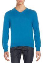 Saks Fifth Avenue Cashmere V-Neck Sweater