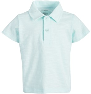 First Impressions Toddler Boys Solid Cotton Polo, Created for Macy's