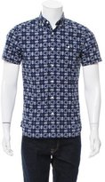 Jack Spade Printed Button-Up Shirt