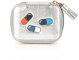 Anya Hindmarch Pills small grained-leather keepsake box