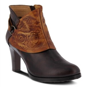 L'Artiste Lora Booties Women's Shoes