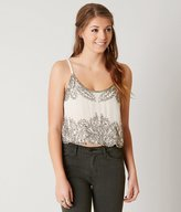 Angie Embellished Tank Top