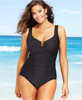 Miraclesuit Plus Size Escape One-Piece Swimsuit