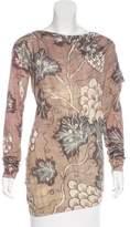 Vivienne Westwood Patterned Long Sleeve Top