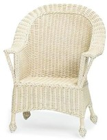 The Well Appointed House Eastern Shore Wicker Bayfront Chair