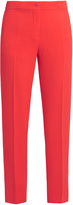 Etro Cropped straight-leg trousers