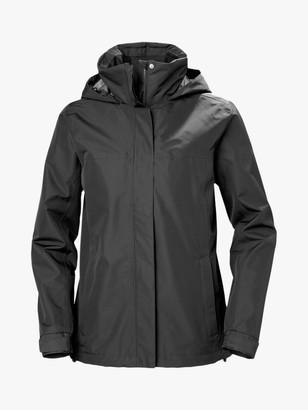Helly Hansen Aden Women's Waterproof Jacket, Black