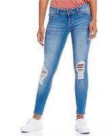 YMI Jeanswear WannaBettaButt Destructed Skinny Jeans