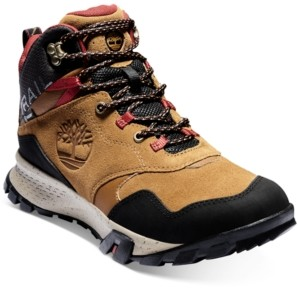 Timberland Men's Garrison Trail Mid Hiking Boots Men's Shoes