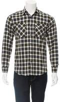 Billy Reid Plaid Graham Shirt w/ Tags