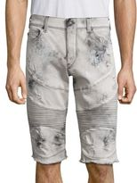 True Religion Geno Moto Shorts